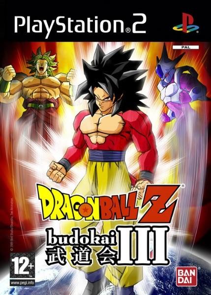 DragonBall Z - Budokai 3 (USA) ISO < PS2 ISOs | Emuparadise