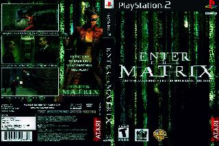 Screenshot Thumbnail / Media File 1 for Enter the Matrix (USA) (v2.00)