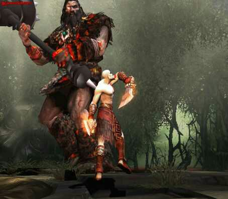 god of war ps 2 iso