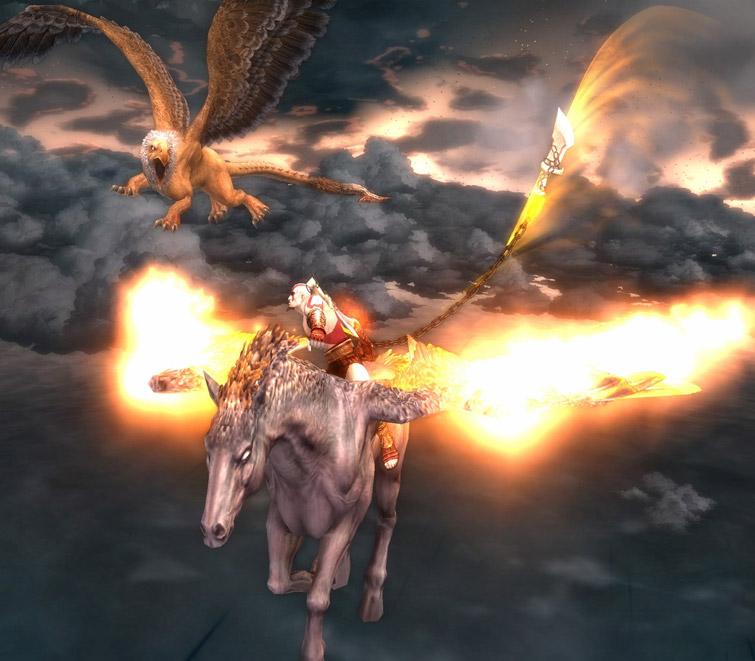 God of War II (USA) ISO < PS2 ISOs | Emuparadise