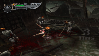 Screenshot Thumbnail / Media File 7 for God of War (USA)
