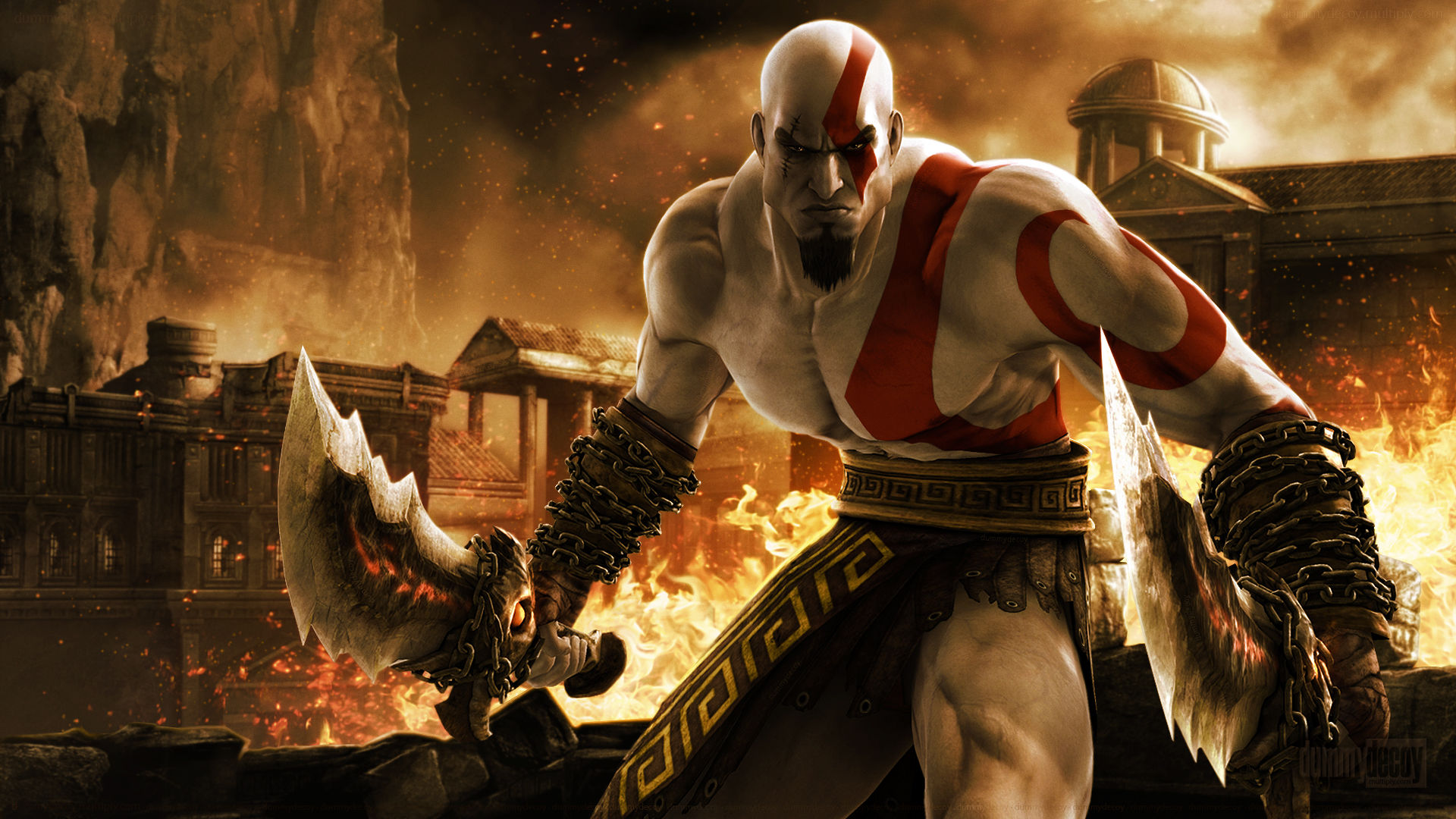God Of War Usa Iso Ps2 Isos Emuparadise