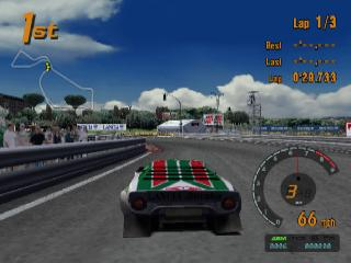 Screenshot Thumbnail / Media File 1 for Gran Turismo 3 - A-spec (USA) (v1.00)