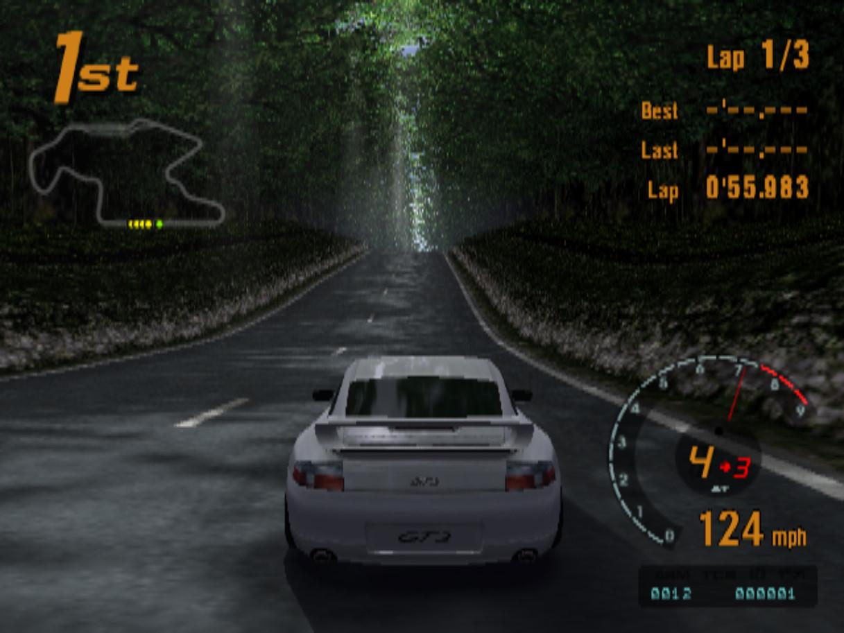 Gran Turismo 3 - A-spec (USA) (v1 00) ISO < PS2 ISOs