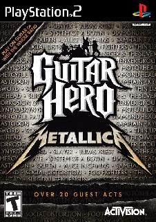 Screenshot Thumbnail / Media File 1 for Guitar Hero - Metallica (USA)