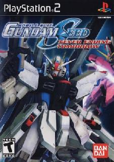 Screenshot Thumbnail / Media File 1 for Mobile Suit Gundam Seed - Never Ending Tomorrow (USA)