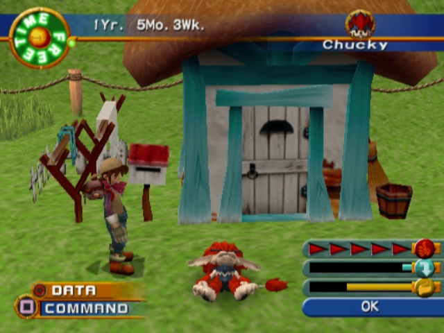 Monster Rancher 4 (USA) ISO < PS2 ISOs   Emuparadise