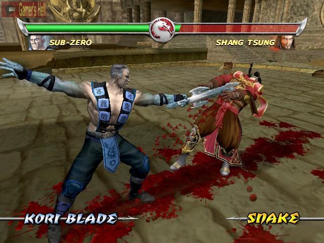 Mortal Kombat - Deadly Alliance (USA) ISO < PS2 ISOs