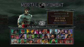 Screenshot Thumbnail / Media File 1 for Mortal Kombat - Deception - Premium Pack Bonus Disc (USA)