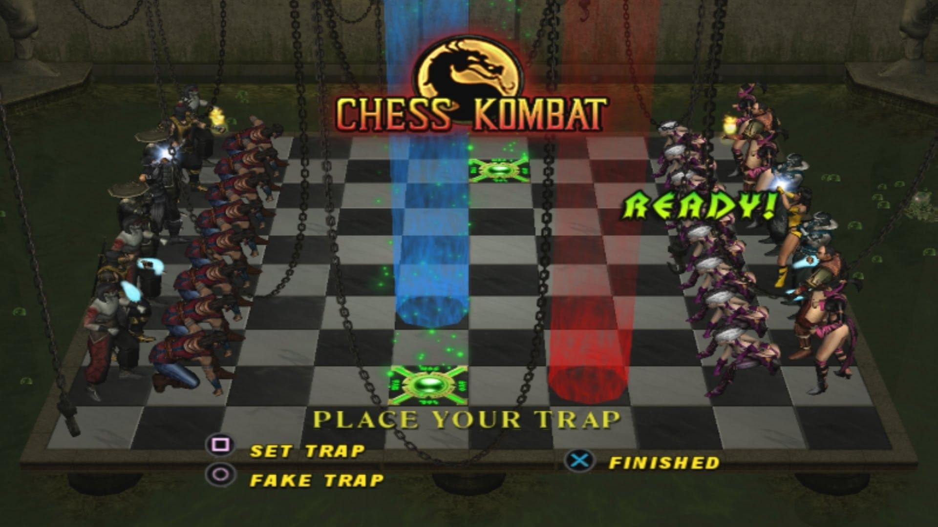 Mortal Kombat - Deception (USA) ISO < PS2 ISOs | Emuparadise