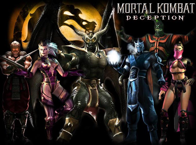 Image result for mortal kombat deception