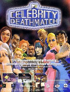 Screenshot Thumbnail / Media File 1 for MTV Celebrity Deathmatch (USA)