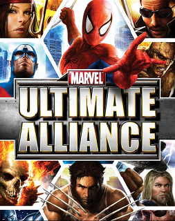 Screenshot Thumbnail / Media File 1 for Marvel - Ultimate Alliance (USA)