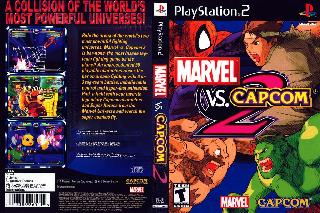 Screenshot Thumbnail / Media File 1 for Marvel vs. Capcom 2 - New Age of Heroes (USA)
