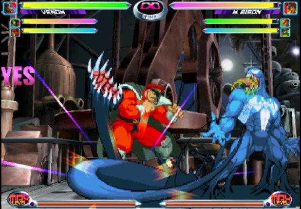Marvel vs  Capcom 2 - New Age of Heroes (USA) ISO < PS2 ISOs