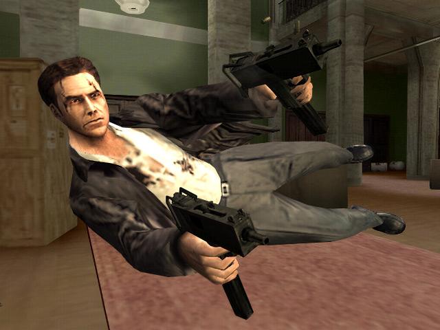 Max Payne 2 The Fall Of Max Payne Usa Iso Ps2 Isos Emuparadise