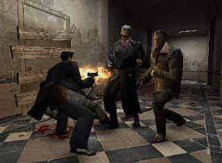 Screenshot Thumbnail / Media File 1 for Max Payne 2 - The Fall of Max Payne (USA)