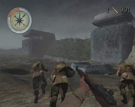 medal of honor ps2 rom