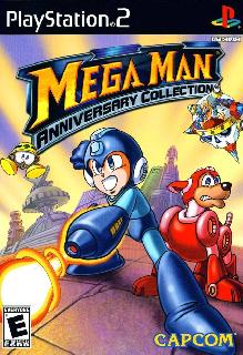 Screenshot Thumbnail / Media File 1 for Mega Man Anniversary Collection (USA)