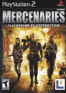 Screenshot Thumbnail / Media File 1 for Mercenaries - Playground of Destruction (USA)