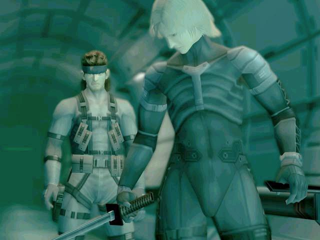 Metal Gear Solid 2 - Sons of Liberty (USA) ISO < PS2 ISOs | Emuparadise
