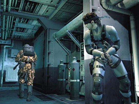 metal gear solid 2 pc download iso