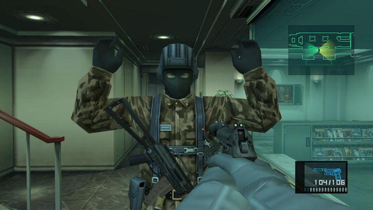 Скачать Игру Metal Gear Solid 2 Через Торрент На Ps2 - фото 4