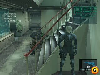 Metal Gear Solid 2 - Substance (USA) ISO < PS2 ISOs