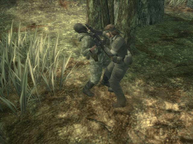 скачать игру Metal Gear Solid 3 на Ps2 - фото 5