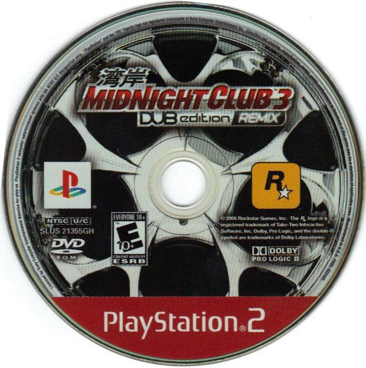 Midnight Club 3 - DUB Edition Remix (USA) ISO < PS2 ISOs | Emuparadise