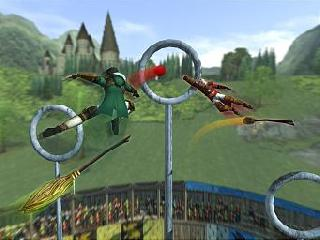 Screenshot Thumbnail / Media File 1 for Harry Potter - Quidditch World Cup (USA) (En,Fr,Es)