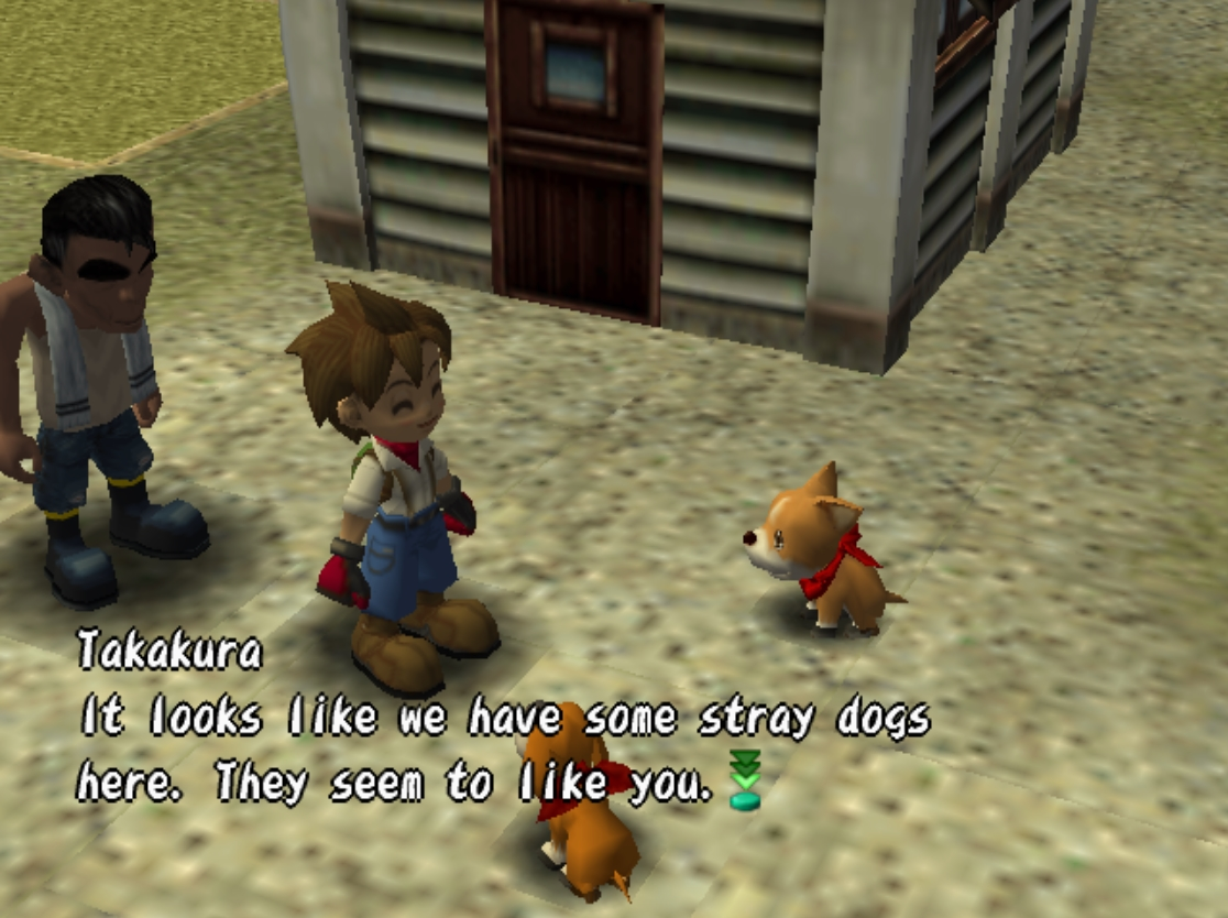 Screenshot Thumbnail   Media File 3 for Harvest Moon - A Wonderful Life - Special  Edition 956f8a570648