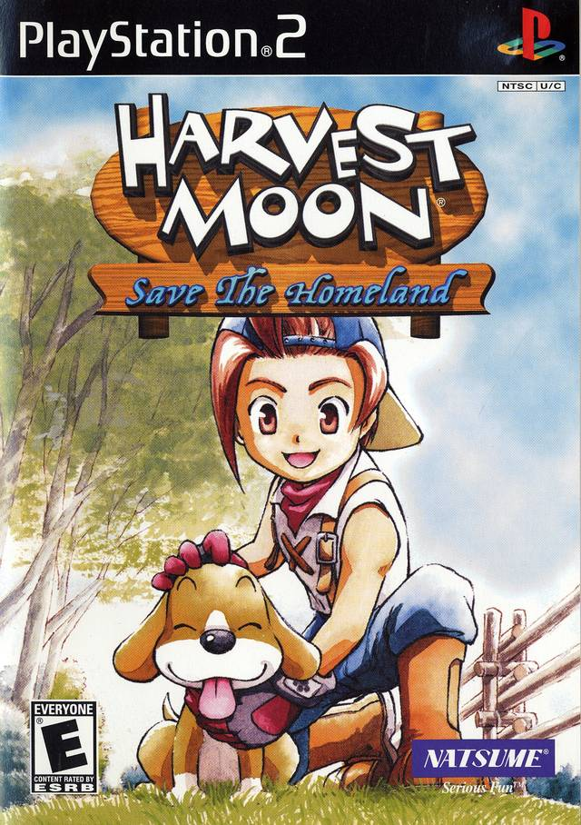 Screenshot Thumbnail Media File  For Harvest Moon Save The Homeland Usa