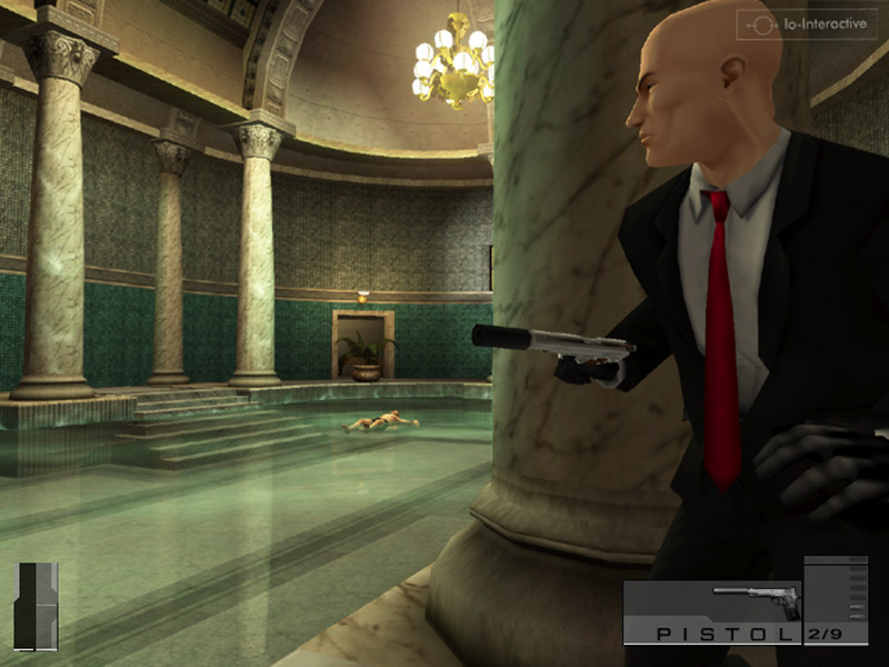 Hitman Contracts Usa Iso Ps2 Isos Emuparadise