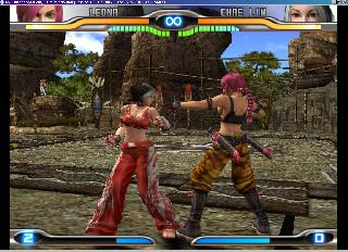 Screenshot Thumbnail / Media File 1 for King of Fighters 2006, The (USA)