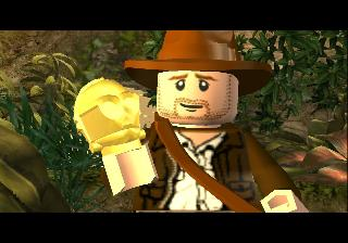 Screenshot Thumbnail / Media File 1 for LEGO Indiana Jones - The Original Adventures (USA)