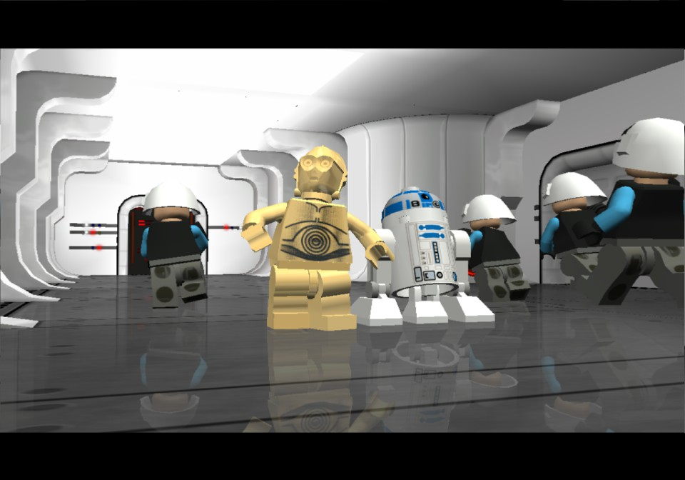 LEGO Star Wars II - The Original Trilogy (USA) ISO < PS2 ISOs ...