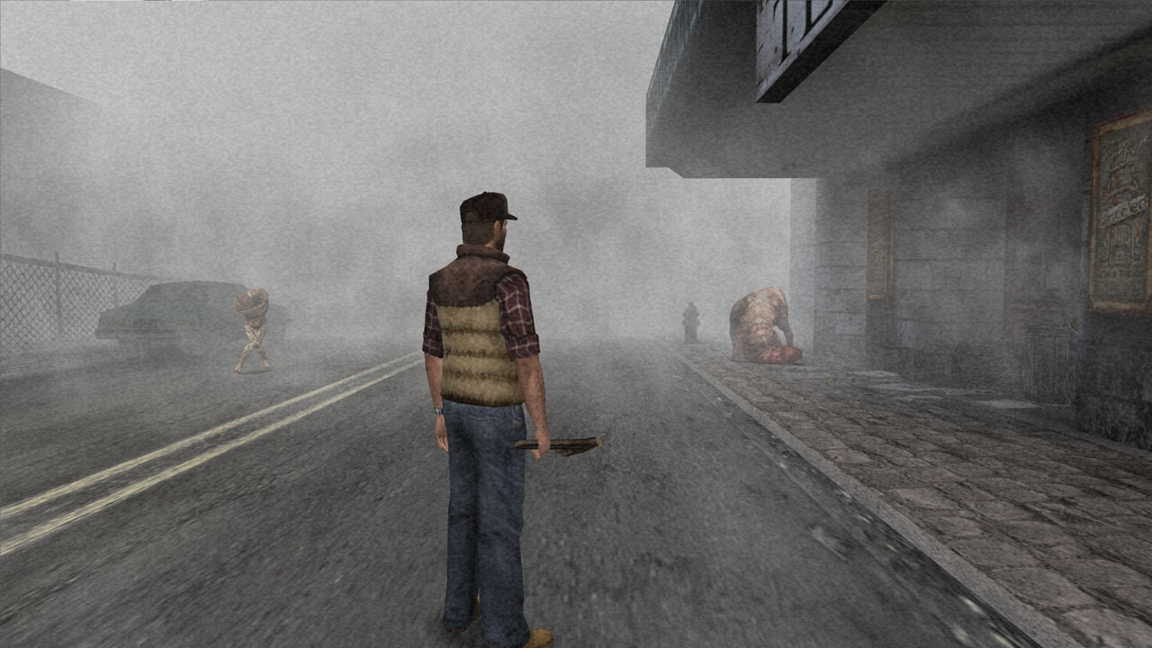 silent hill origins psp iso android