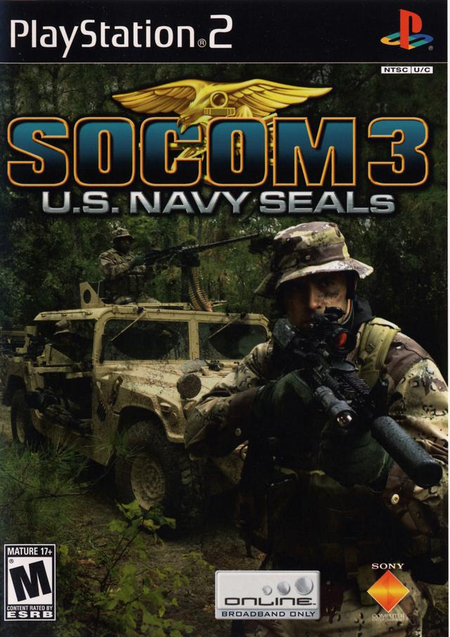 socom 3 para ps2