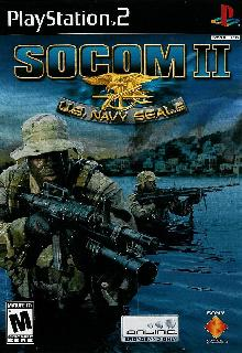Screenshot Thumbnail / Media File 1 for SOCOM II - U.S. Navy SEALs (USA)