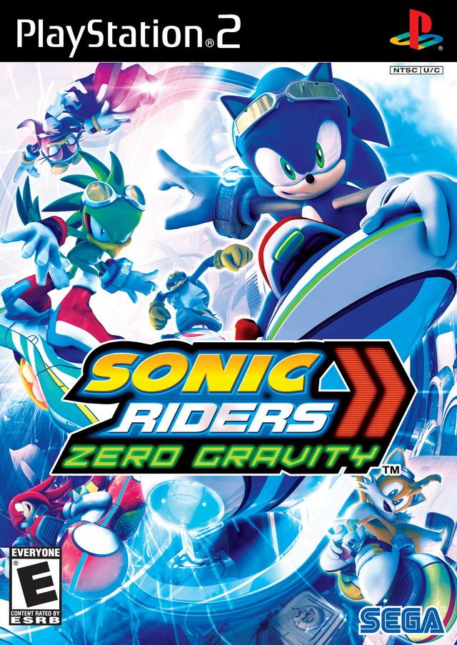 Sonic riders zero gravity pc скачать
