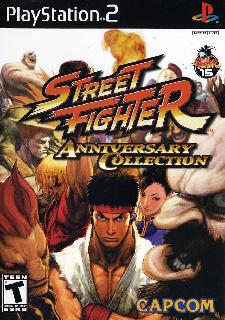 Screenshot Thumbnail / Media File 1 for Street Fighter Anniversary Collection (USA)