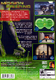 Screenshot Thumbnail / Media File 1 for Syphon Filter - The Omega Strain (USA)