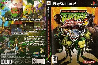 Screenshot Thumbnail / Media File 1 for Teenage Mutant Ninja Turtles 3 - Mutant Nightmare (USA)