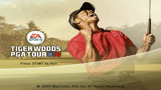 Screenshot Thumbnail / Media File 1 for Tiger Woods PGA Tour 10 (USA)