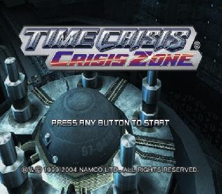 Screenshot Thumbnail / Media File 1 for Time Crisis - Crisis Zone (USA)