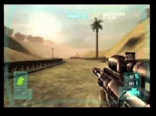Screenshot Thumbnail / Media File 1 for Tom Clancy's Ghost Recon - Advanced Warfighter (USA)