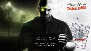Screenshot Thumbnail / Media File 1 for Tom Clancy's Splinter Cell - Double Agent (USA) (En,Fr,Es)