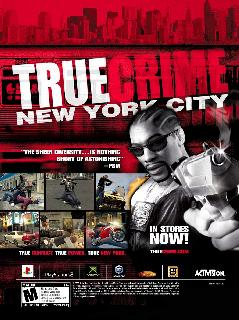 Screenshot Thumbnail / Media File 1 for True Crime - New York City (USA)
