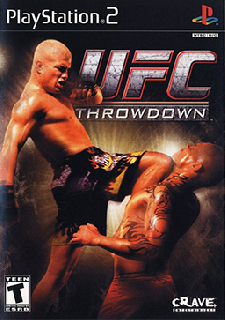 Screenshot Thumbnail / Media File 1 for UFC - Throwdown (USA)